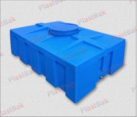 Пластиковая емкость, прямоугольная, 400 л