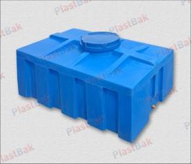 Пластиковая емкость, прямоугольная, 500 л
