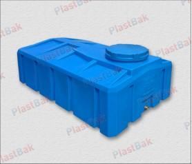 Пластиковая емкость, прямоугольная, 750 литров