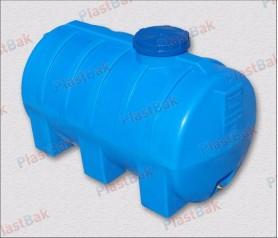 Емкость для воды на 1000 литров, горизонтальная