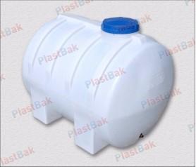Пластиковая емкость, горизонтальная, 1500 литров