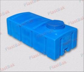 Пластиковая емкость, прямоугольная, 500 литров