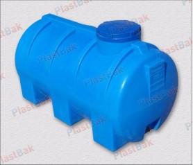 Пластиковая емкость, 750 литров, горизонтальная