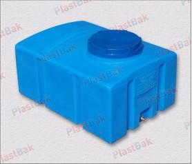 Пластиковая емкость, прямоугольная, 300 литров