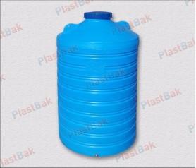 Пластиковая емкость вертикальная высокая 3000 литров