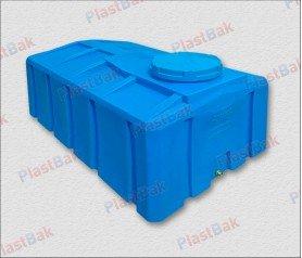 Пластиковая емкость, прямоугольная, 1000 литров